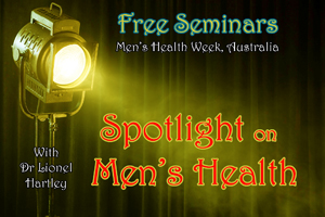 Spotlight on Men's Health Seminar